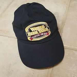 Brand NEW World Beer Tour hat